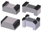繞線電感陶瓷芯子斜沾技術創新製程研發成功